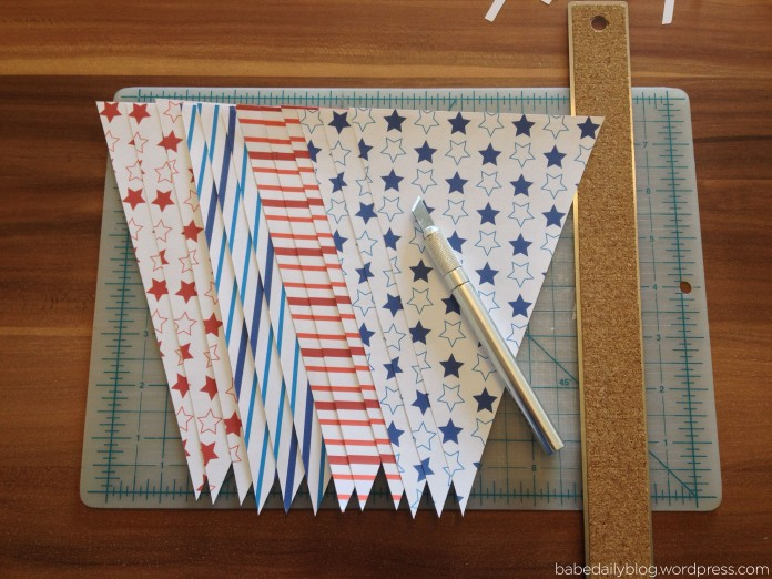 Photo of All Cut Out Flags