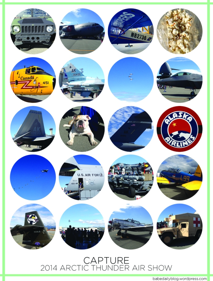 Image of JBER Air Show| Capture