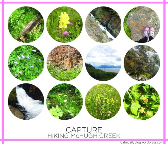 Image of Capture | Hiking McHugh Creek