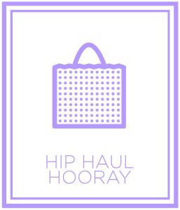 Graphic of Hip Haul Hooray
