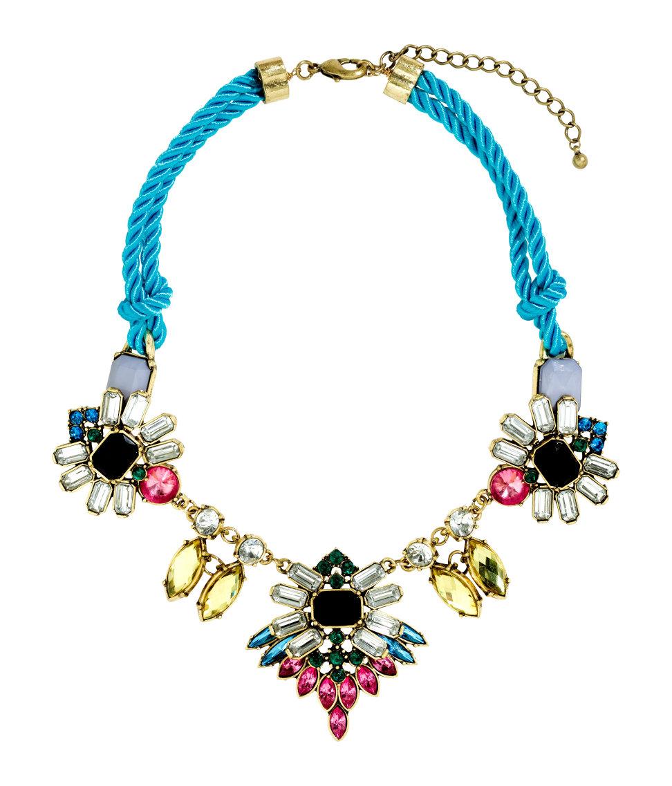Photo of Rhinestone Necklace