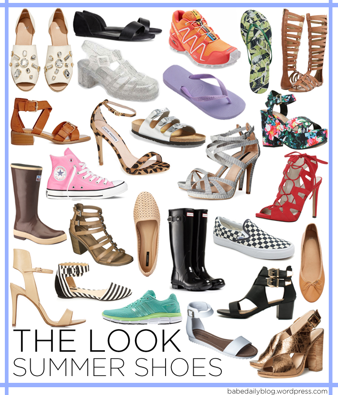 Image of Summer Shoes | The Look