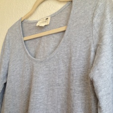 Photo of Bell Sleeved Top Detail Top