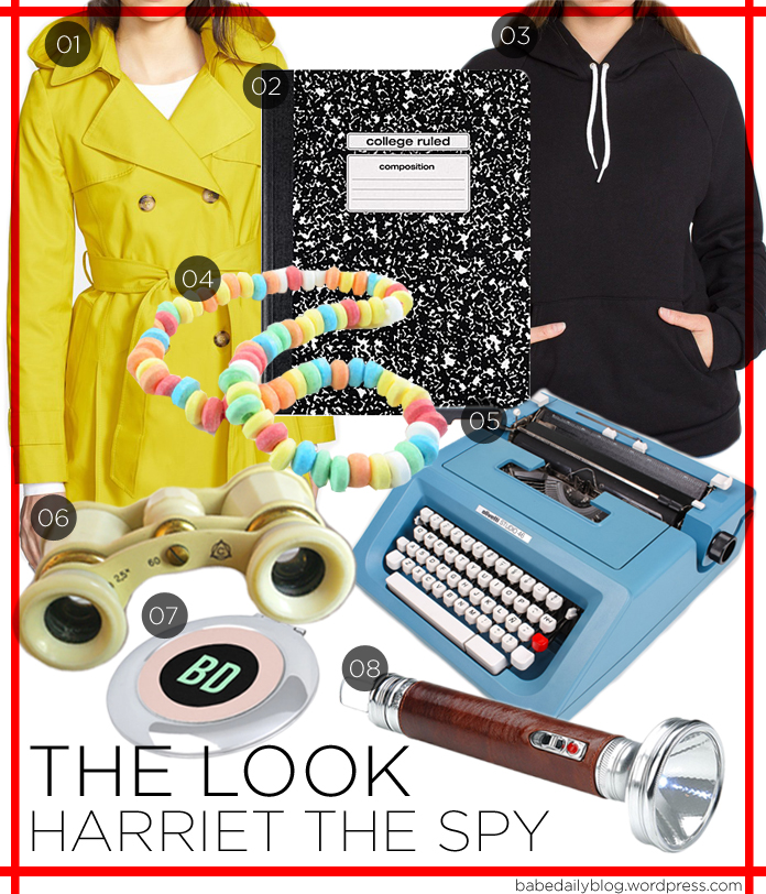 Harriet the Spy | The Look