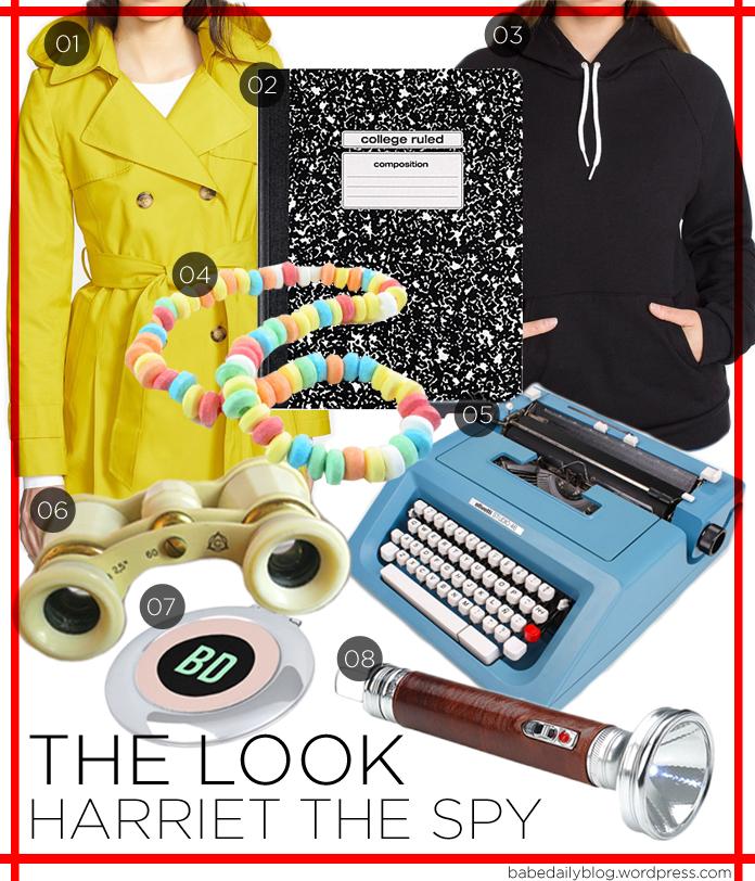 Harriet the Spy | The Look