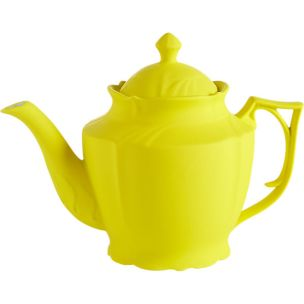 Lizzy Yellow Teapot