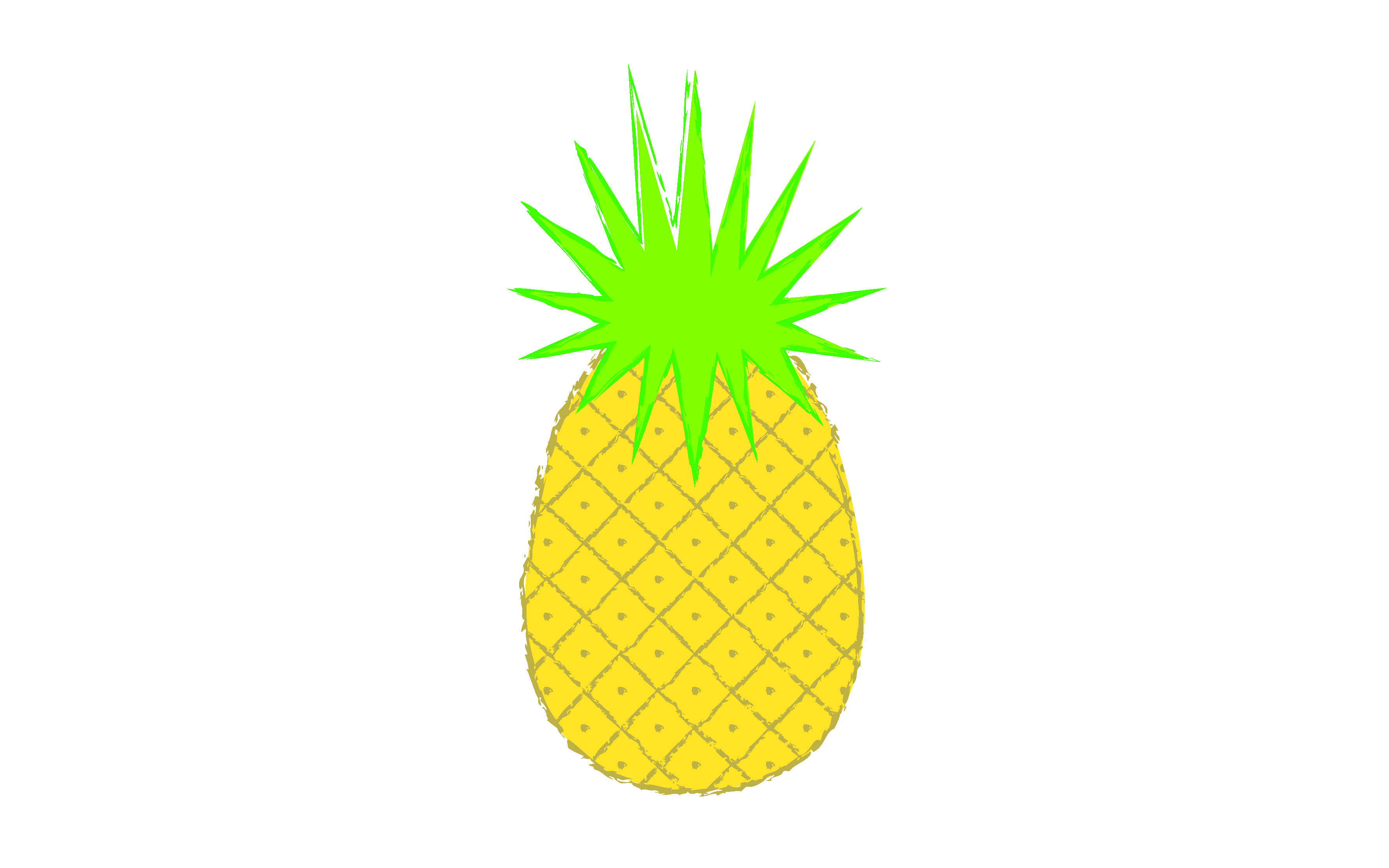 Download Wallpaper Home Screen Pineapple - pineapple-desktop-wallpaper_1  You Should Have_28143.jpg