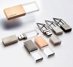 Empty Memory Flash Drive