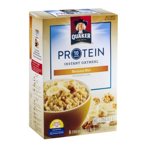 Protein Instant Oatmeal