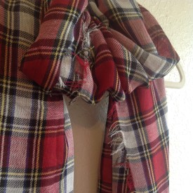 Plaid Detail