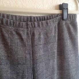 Classic Plaid Pants