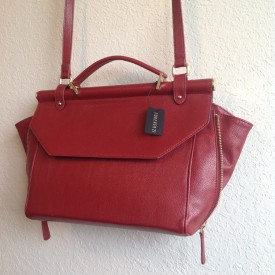 Fancy Structured Carryall