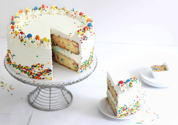 Ice Cream Cake Icing Recipes With Pictures: Make A Wish: Birthday Cake Recipes