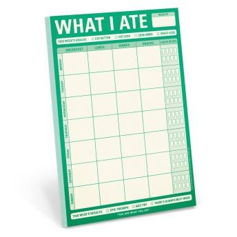 What I Ate Pad