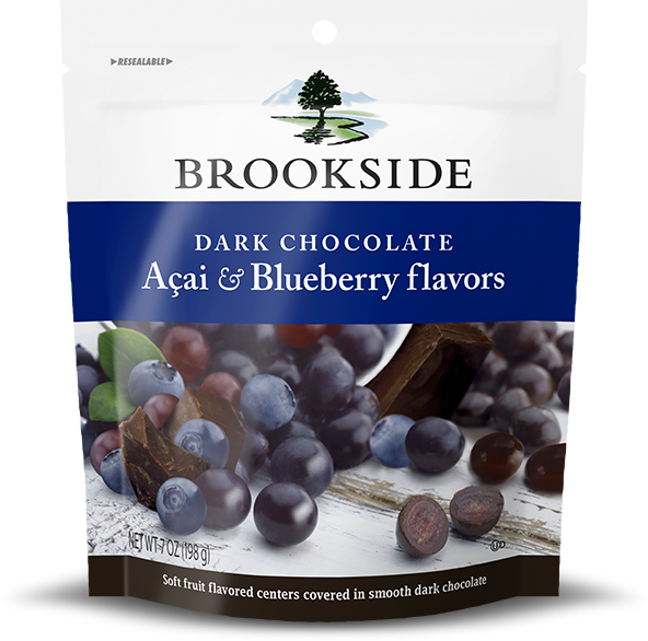 Brookside Dark Chocolate Açai & Blueberry