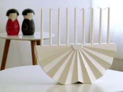 Origami Menorah