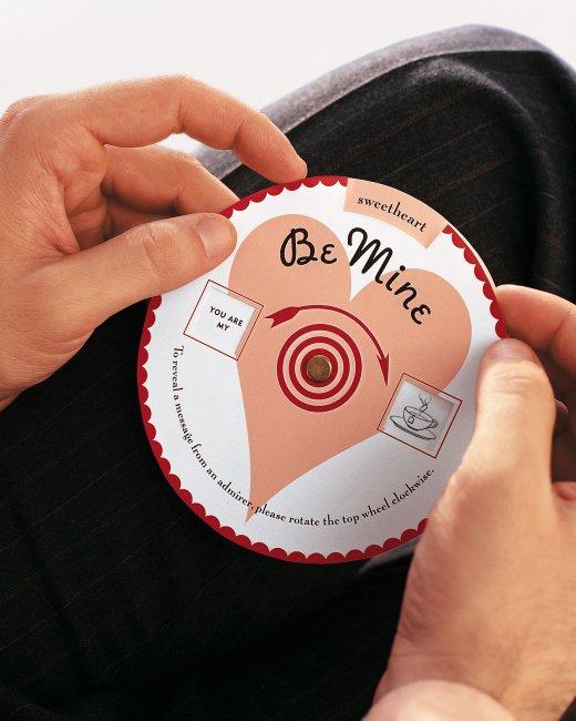 Sentimental Valentine's Day Wheel