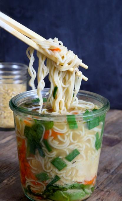 Instant Noodle Cup