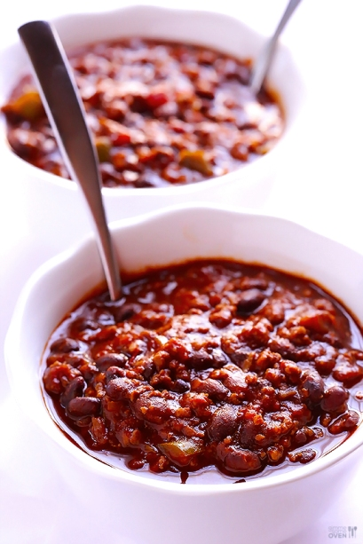 5 Ingredient Chili