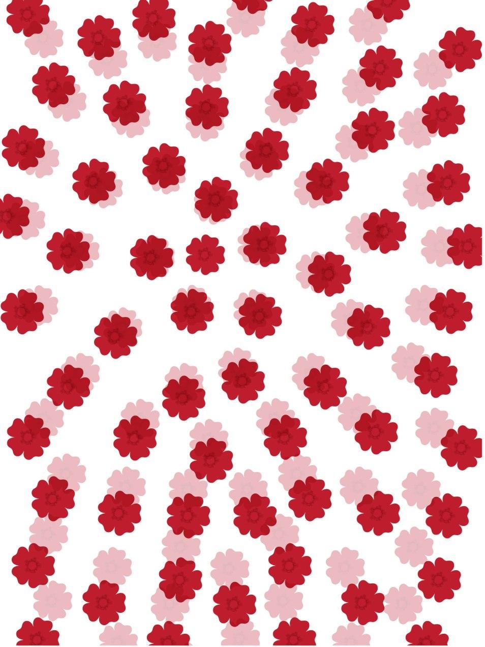 Floral iPad Wallpaper