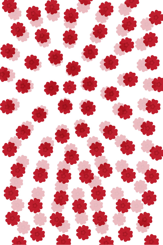 Floral iPhone4 Wallpaper