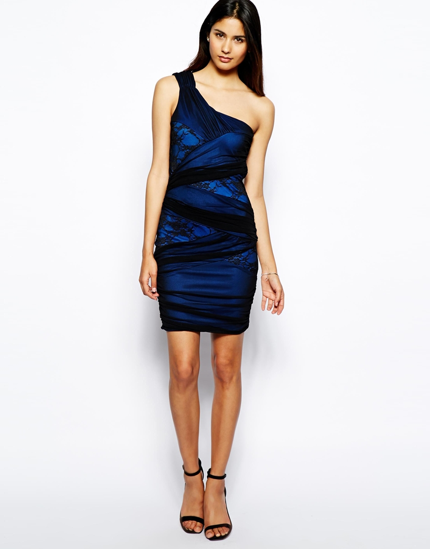 Jessica Wright Fitzrovia One Shoulder Dress