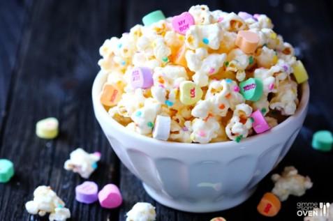 Valentine's Popcorn