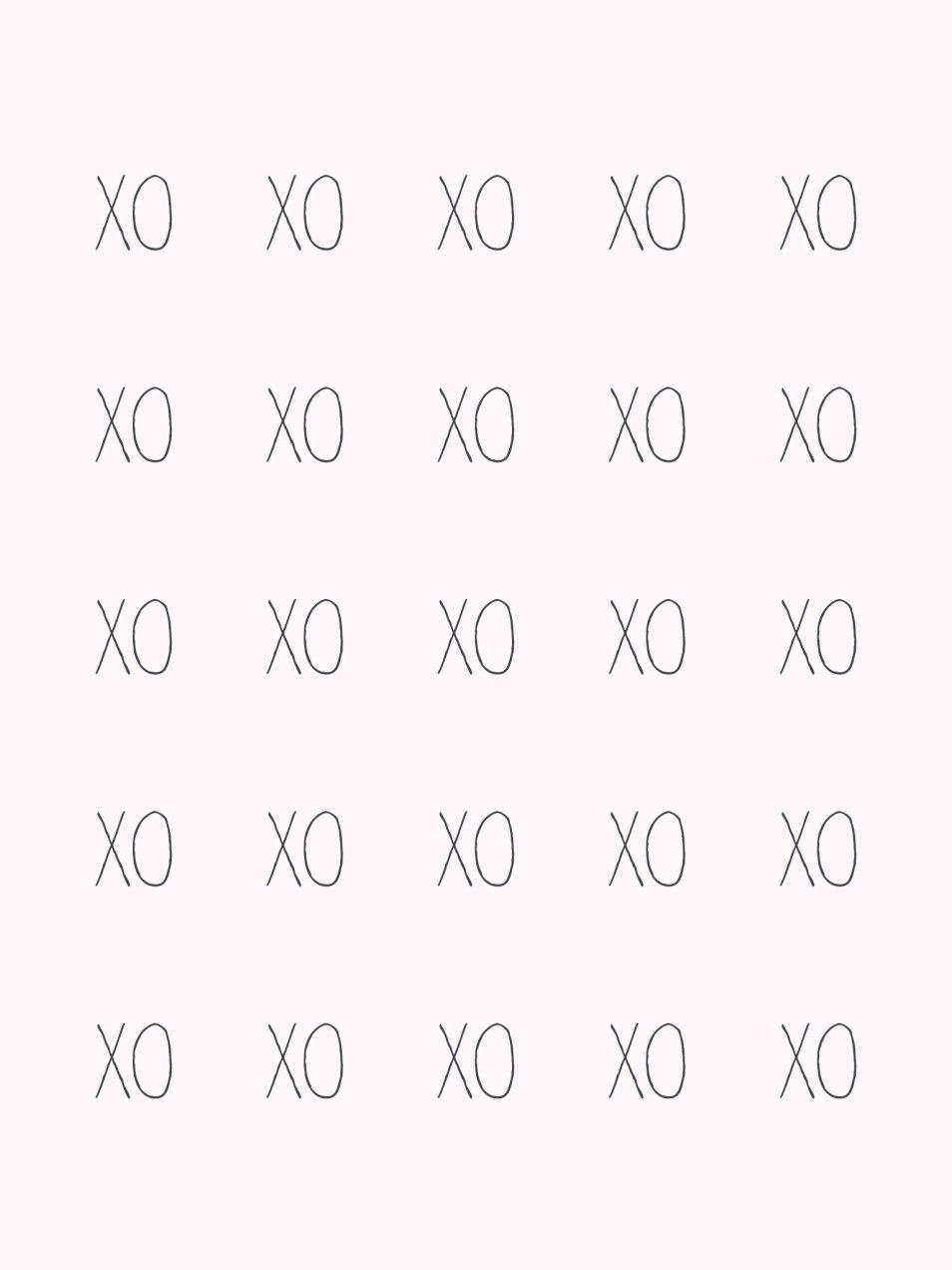 XO iPad Wallpaper