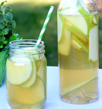 Green Apple Sangria
