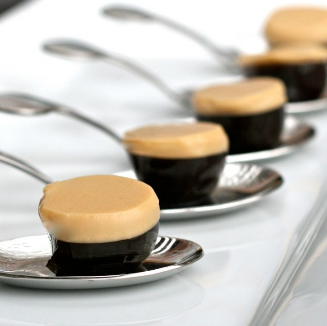 Guinness and Baileys Jello Shots