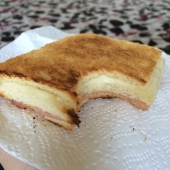 Toasty Ham & Cheese Sandwich
