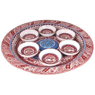 Passover Glass Plate