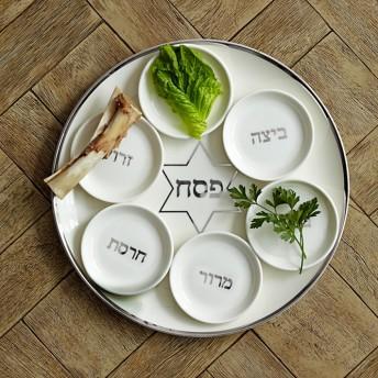 Pickard Seder Plate
